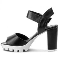 Sandals BUGATTI - V6483-6N Schwarz 100