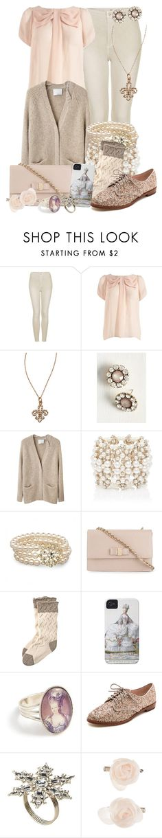 """Treasure in the Royal Tower"" by detectiveworkisalwaysinstyle ❤ liked on Polyvore featuring Topshop, Lipsy, KC Designs, 3.1 Phillip Lim, Forever New, Jon Richard, Salvatore Ferragamo, Toast, Case-Mate and Kate Spade"