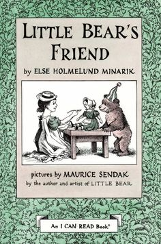 "The first of the series that I remember being read to me was ""Little Bear's Friend."" #favorite"