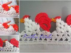 Amazing Crochet Edging