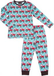 Maxomorra Tractor Pyjama