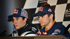 Dani Pedrosa and Marc Márquez to race together in Repsol Honda Team for 2013 and 2014.