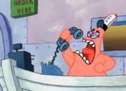This is patrick! I am not a krusty krab. Patrick Meme, Spongebob Patrick, Patrick Star, Pineapple Under The Sea, Funny Iphone Wallpaper, Cartoon Memes, Pewdiepie, Spongebob Squarepants, How To Make Shorts