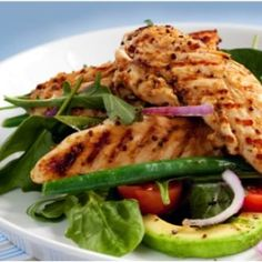 4 Cheap Healthy Meal Plans for Families- Some websites that give you meal planning options without all the fancy recipes. Lunch Recipes, Low Carb Recipes, Healthy Recipes, Healthy Meals, Cooking Recipes, Healthy Weight, Healthy Chicken, Easy Recipes, Salad Recipes