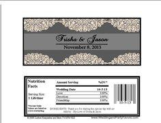 Wedding Candy Bar Wrer Vintage Lace Wed 631 Wp
