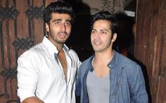 When Varun Dhawan and Arjun Kapoor were dating a same girl