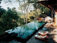 My favorite hotel in Bali - Como Shambhala in Ubud