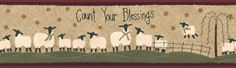 Count Your Blessings Border... i love this one!!