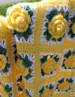 Remember Summer Afghan Crochet Pattern [PA621] - $3.99 : Maggie Weldon, Free Crochet Patterns