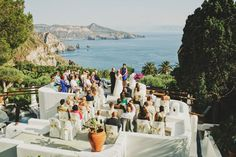Wedding in Lipari, Sicily, Italy by Photographer Jonas Peterson