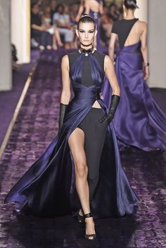 Atelier Versace Couture Fall 2014 Collection