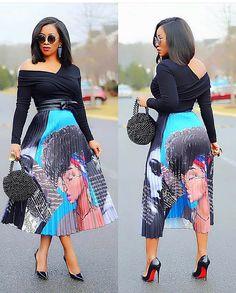 How To Look Classic Like Serwaa Amihere For Plus Size & Curvy Ladies C. How To Look Classic Like Serwaa Amihere For Plus Size & Curvy Ladies C. How To Look Classic Like Serwaa Amihere For Plus Size & Curvy Ladi. Casual Work Outfits, Classy Outfits, Chic Outfits, Fashion Outfits, Office Outfits, Red Skirt Outfits, Workwear Fashion, Fashion Blogs, Fashion History