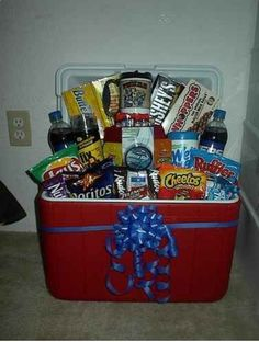 Great gift for a teenager who's always hungry!