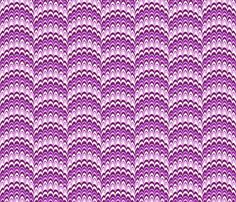 Marbling Comb Blackberry fabric by mia_valdez on Spoonflower - custom fabric