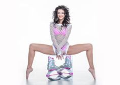 Ana maria Guther- my Kangoo Jumps trainer/ http://anaguther.ie
