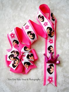 "Handmade HairBow/ HairClip Holders/ Organizer (36"" long) sold by Yiru Yiru Baby Shop. Shop more products from Yiru Yiru Baby Shop on Storenvy, the home of independent small businesses all over the world."