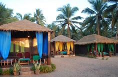 Found: Your Perfect Goa Beach Hut: Shanti, Agonda