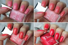 Dior Vernis Swatches