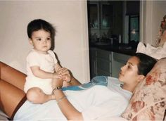 Kris Jenner, Kendall Jenner, Kylie Jenner Young, Kourtney Kardashian, Robert Kardashian Jr, Kardashian Kollection, Kardashian Jenner, Young Kim, Young Baby
