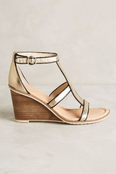 Dr Scholl's Jacobs Wedges - anthropologie.com