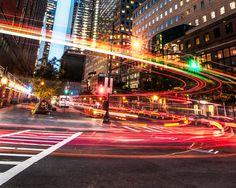 NYC, lefturn by alierturk.deviantart.com