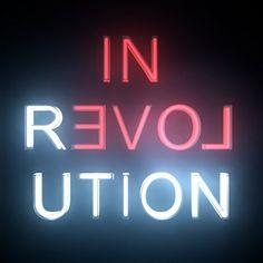 IN LOVE | IN Revolution | neon