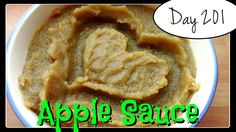 Apple Sauce  Recipe [DAY 201] ★https://www.youtube.com/watch?v=WZkqKNzfxu8&list=PLGRnDhMJALhGSPvJl_zKgtNg2YZPaYf1S&index=20 ★  I'm trying A NEW RECIPE OF Laura in the Kitchen EVERY DAY and sharing their conversions into the metric system, come and join me on my yummy challenge! :)