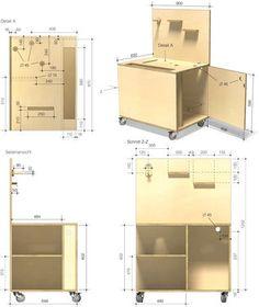 1000 images about werkzeugwagen on pinterest toolbox. Black Bedroom Furniture Sets. Home Design Ideas