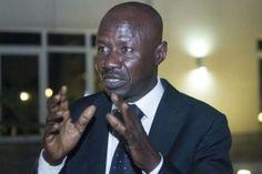 BREAKING News: Magu Speaks on 'Street Fight' Between EFCC DSS & NIA Officials
