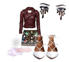 """Voyage à St Petersbourg"" by missrorodu46 on Polyvore featuring mode"
