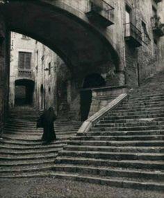 Jaromír Funke Staircase of Old Prague, 1924.