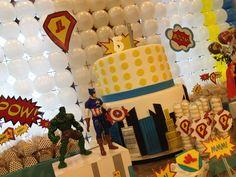 #superhero #tag #papelaria #guloseimas #cake