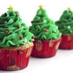 Christmas tree Cuppies