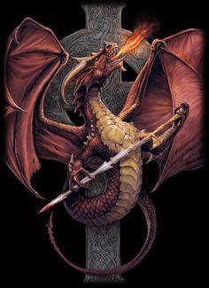 Thar Be Dragons!