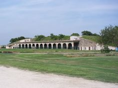 Part of Fort Travis, built in 1899 on Bolivar Peninsula Crystal Beach Texas, Family Vacation Spots, Galveston Texas, Texas History, Beach Quotes, Little Island, Paradise Island, Camping Ideas, Beach Trip