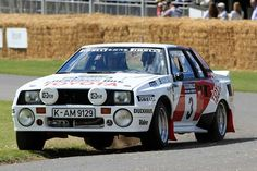 Toyota Celica GT-T RWD Group B Rally Car (via @7Tune )