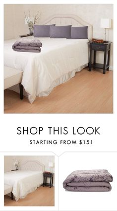 """Ariana Grande's bed via snapchat"" by emiliahejlsted ❤ liked on Polyvore featuring interior, interiors, interior design, home, home decor, interior decorating, Noble House and Calvin Klein"