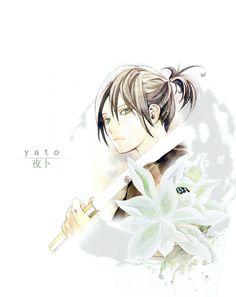 Noragami god yato