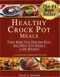 FREE e-Book: Healthy Crock Pot Meals