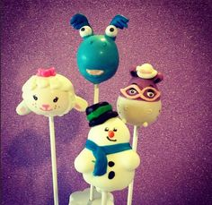 Pint Sized Baker: 50 Cake Pop Collection for National Cake Pop Day 2015