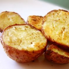 Butter Baked Red Potatoes