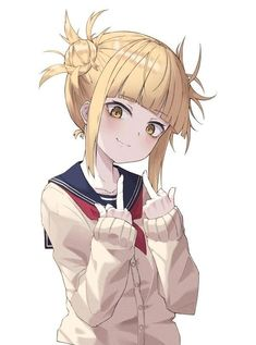 """⛓Open Roleplay⛓ year old toga) ~~~~~ 🔪she stuck her middle fingers up whilst smiling """"fuck you"""" giggles🔪 ~~~~~ ☠Tags☠ Manga Girl, Manga Kawaii, Chica Anime Manga, Kawaii Anime Girl, Anime Chibi, Anime Art Girl, Anime Girls, Animes Yandere, Yandere Anime"""