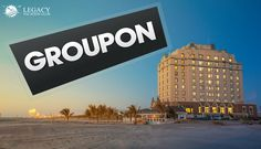 We have the perfect #Groupon deal happening NOW at Legacy Vacation Resorts #Brigantine Beach -#brigantinebeach