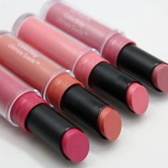 Lusting Over: Revlon ColorStay Ultimate Lip Suedes