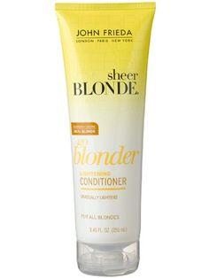 John Frieda Sheer Blonde Go Blonder Lightening Conditioner 250 ml hakkında kapsamlı bilgilere bu sayfadan ulaşarak bilgi sahibi olabilirsiniz.