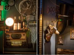 Revolutionary Design Idea. Spectacular Steampunk Pub That Defies The Laws Of Time