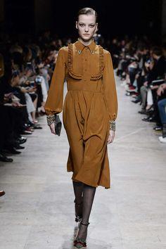 Rochas, Automne/Hiver 2017, Paris, Womenswear