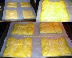 Hot Dog Buns, Hot Dogs, Easy Meals, Food And Drink, Bread, Cookies, Recipes, Greece, Biscuits