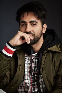 """Mumbai: """"Vicky Donor"""" will at all times stay near actor Ayushmann Khurrana's coronary heart because it's his first film. Bollywood Stars, Bollywood News, Celebrity Crush, Celebrity Photos, Celebrity Style, Instagram Dp, Man Crush Everyday, Actors Images, Most Beautiful Faces"""