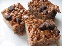 Weight Watchers Low-Fat Chocolate Crunch Bars - 3 WW Points plus